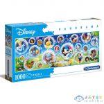 Disney Klasszikusok Panoráma 1000 Db-os Puzzle - Clementoni (Clementoni, 39515)