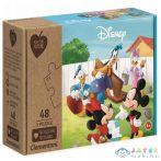 Disney Mickey Egér Puzzle 3X48Db-os - Clementoni (Clementoni, 25256)