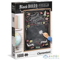 Gondolkozz A Határokon Túl 1000Db-os Tábla-Puzzle - Clementoni (Clementoni, 39468)