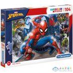 Marvel Pókember Supercolor 104Db-os Puzzle - Clementoni (Clementoni, 27116)