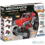 Mechanikai Labor Monster Truck 10 Az 1-Ben Építőjáték - Clementoni (Clementoni, 50147)