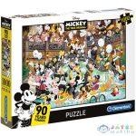 Mickey Egér: 90 Év Varázslat Hqc 1000Db-os Puzzle - Clementoni (Clementoni, 39472)