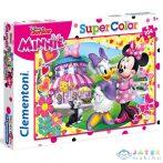 Minnie Egér Supercolor Puzzle 104Db-os - Clementoni (Clementoni, 27982)