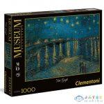 Museum Collection: Vincent Van Gogh - Csodálatos Éjszaka A Rhone Fölött 1000 Db-os Puzzle - Clementoni (Clementoni, 39344)