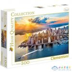 Clementoni: New York 500Db-os Puzzle - High Quality Collection (Clementoni, 35038)