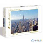New York Hqc 2000 Db-os Puzzle - Clementoni (Clementoni, 32544)
