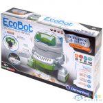 Science & Play: Ecobot Robotfigura - Clementoni (Clementoni, 50144)