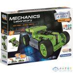 Science & Play: Mechanikus Labor Hot Rod 2 Az 1-Ben Építőjáték - Clementoni (Clementoni, 50315)