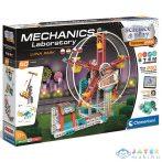 Science & Play: Mechanikus Labor Luna Park Építőjáték - Clementoni (Clementoni, 50182)