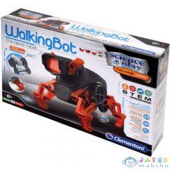 Science & Play: Walking Bot Robotfigura - Clementoni (Clementoni, 50146)