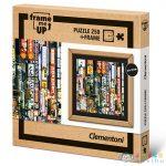 Tokiói Fények 250Db-os Puzzle Kerettel - Clementoni (Clementoni, 38507)