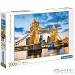 Tower Bridge Hqc 2000 Db-os Puzzle - Clementoni (Clementoni, 32563)
