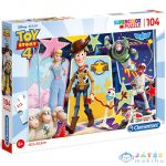 Toy Story 4 Supercolor Puzzle 104Db-os - Clementoni (Clementoni, 27129)
