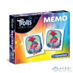 Clementoni: Trollok A Világ Körül Memória Kártyajáték (Clementoni, 18095)