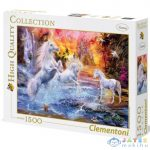 Clementoni: Vad Unikornisok 1500Db-os Puzzle - High Quality Collection (Clementoni, 31805)