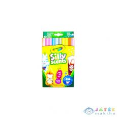 Crayola: 10 Darabos Illatos, Vékony Filctoll (Crayola, 58-5071)