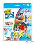 Crayola Color Wonder: Disney Hercegnők Maszatmentes Kifestő (Crayola, 12785)