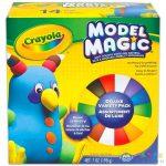 8Crayola, Crayola: Gyurmavarázs Színvariációk (Crayola, 23-2403)