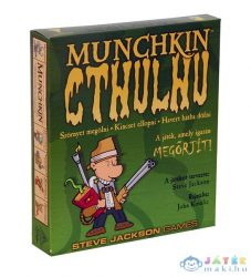 Munchkin Cthulhu (Delta Vision Kft., 13401)