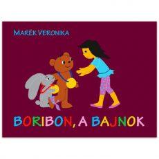Boribon, A Bajnok Diafilm (Diafilmgyártó, N0465)