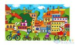 Bartos Erika: Biciklitúra A Pipitér-Szigetre Diafilm (Diafilmgyártó Kft., DIA-N0406)