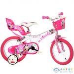 Minnie Egér Kerékpár 14-Es Méretben (Dino Bikes, 614-NN)