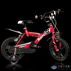 Pro Kerékpár Piros Színben 16-os Méret (Dino Bikes, 163GLN-06)