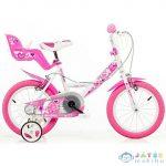 Szívecskés Kerékpár 14-Es Méretben (Dino Bikes, 144RN-05LH)