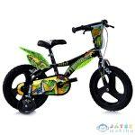 T-Rex Dinoszauruszos Kerékpár 14-Es Méretben (Dino Bikes, 614L-DS)