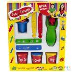 Play-Dough: Dobozos Gyurmaszett Kiegészítőkkel (ER Toys, )