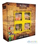 Puzzles Collection Expert Wooden (Eureka, 34515)