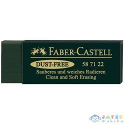 Faber-Castell: Forgácsmenetes Radír Zöld (Faber-Castell, 587122)