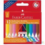 Radírozható Zsírkréta 12Db-os Szett - Faber-Castell (Faber-Castell, 122520)