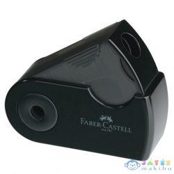 Faber-Castell: Sleeve Mini Fekete Hegyező (Faber-Castell, 182710)