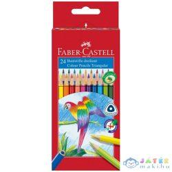Faber-Castell: Színes Ceruza 24Db-os Szett (Faber-Castell, 116544)