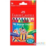 Faber-Castell: Színes Zsírkréta 16Db-os (Faber-Castell, 120050)