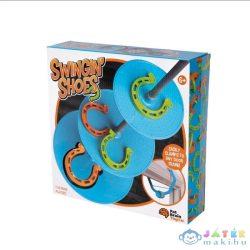 Swingin Shoes - Patkódobálós Ügyességi Játék (FAT BRAIN TOYS, HOR2721FB)