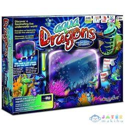 Aqua Dragons Víz Alatti Élővilág Szett Led Fénnyel (Flair Toys, 4003)