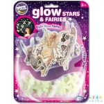 Csillagok És Tündérek Foszforeszkáló Matrica Csomag (Flair Toys, B8625)