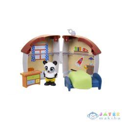 Bing: Mini Ház Játszószett - Pando Háza (Formatex, BING3544)