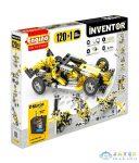 Engino 120 Az 1-Ben Motorizált Modellek (Formatex, ENG12030)
