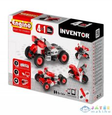 Engino 4 Az 1-Ben Motorok (Formatex, ENG0432)