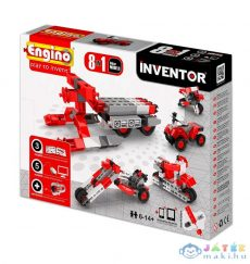 Engino 8 Az 1-Ben Motorok (Formatex, ENG0832)