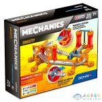 Geomag Mechanics: 115 Darabos Gravitációs Versenypálya (Formatex, 20GMG00772)