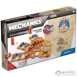 Geomag Mechanics: Leonardo Da Vinci - Mágneses Ágyú (Formatex, 20GMG00784 )