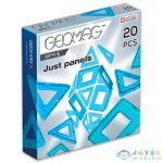Geomag Pro-L: Csak Panelek 20 Db (Formatex, 20GMG00041)