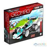 Geomag Wheels: Team Nitro 25 Darabos Szett - Világoskék (Formatex, 711)