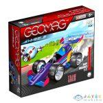 Geomag Wheels: Team Speed 25 Darabos Szett - Kék (Formatex, 712)