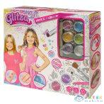 Glitza: Test- És Körömdíszítő Készlet (Formatex, GLI7685)