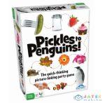 Uborkától A Pingvinig Társasjáték (Formatex, PTP155)